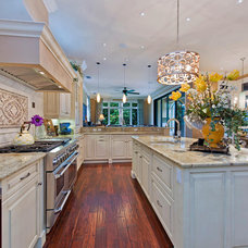 Traditional Kitchen by Jere Bradwell