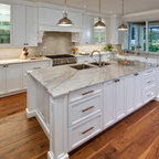 French Style Kitchen With Wolf Range Amp Pewter Hood