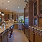 Pantry Traditional Kitchen San Francisco By Camber