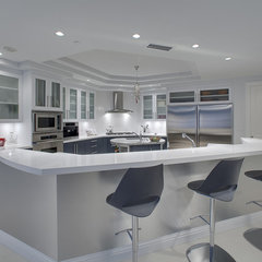 modern kitchen by Joie Wilson