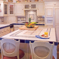 traditional kitchen by Donald B. Lane Interiors