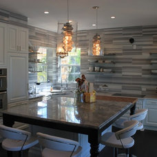 Contemporary Kitchen by Market of fleas