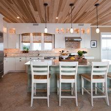 Contemporary Kitchen by Ellen McKenna Design