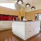 orange grove house contemporary kitchen melbourne. Black Bedroom Furniture Sets. Home Design Ideas