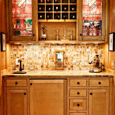 Craftsman Kitchen by Kenny & Company- Plumbing Fixtures|Tile & Stone| L