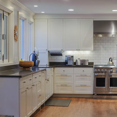 Craftsman Kitchen by RSU Contractors