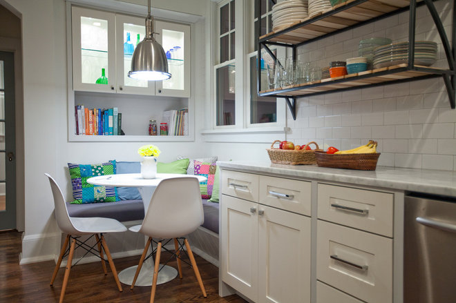 Contemporary Kitchen by Nathan Cuttle Design