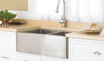 Native Trails Farmhouse Duet Kitchen Sink