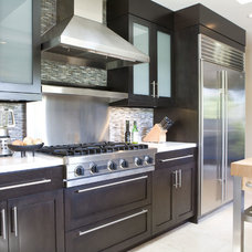 Contemporary Kitchen by Tim Clarke Design