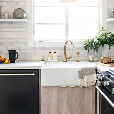Scandinavian Kitchen by Cambria