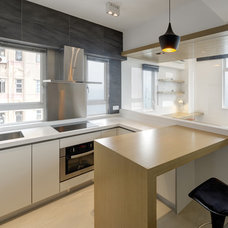 Contemporary Kitchen by Ample DESIGN