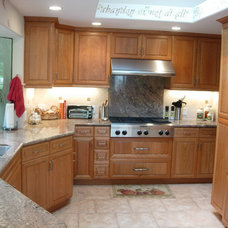 Traditional Kitchen by Artistic Design And Remodeling
