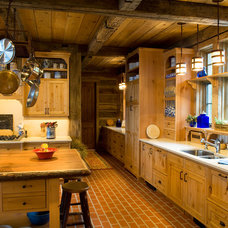 Rustic Kitchen by Nor-Son, Inc.