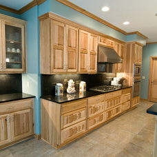 Traditional Kitchen by Country Cabinets