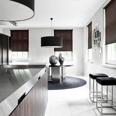 Contemporary Kitchen by Blinds.com