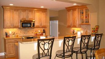 Natural Maple Cabinet (Kitchen Remodel)