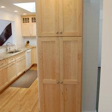 Craftsman Kitchen by Bouchard-Pierce