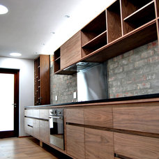 Contemporary Kitchen by Spotlight Kitchens & Interiors