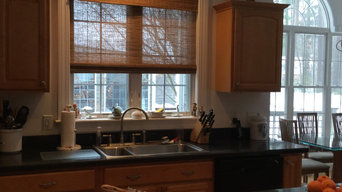 Natural Woven Shades, Norwell, MA