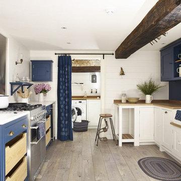 Nautical kitchen
