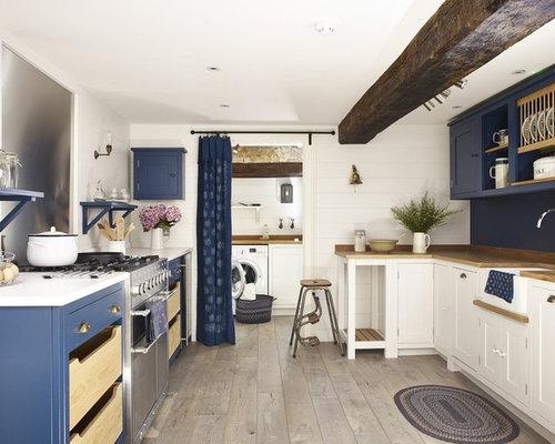 Nautical Kitchen Houzz