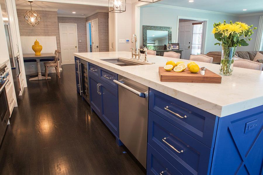 Nautical Kitchen Renovation