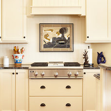 Traditional Kitchen by Bridget McMullin, ASID, CID, CAPS