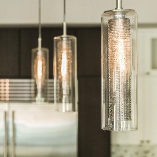 NAVA | Custom Blown Glass Kitchen Pendant Lights | Modern Contemporary Lighting
