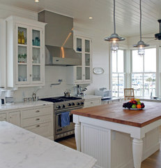 traditional kitchen by Don Duffy Architecture