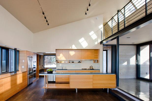 Inspirational Modern Kitchen by Workshop AD