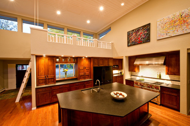 Contemporary Kitchen by BcDc (B. Costello Design & Consulting, LLC)