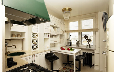 Kitchen of the Week: Preserving Traditional Flavor in Moscow