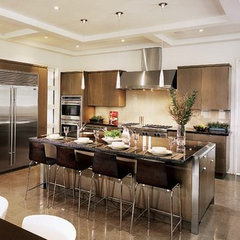 modern kitchen by neffkitchens.com
