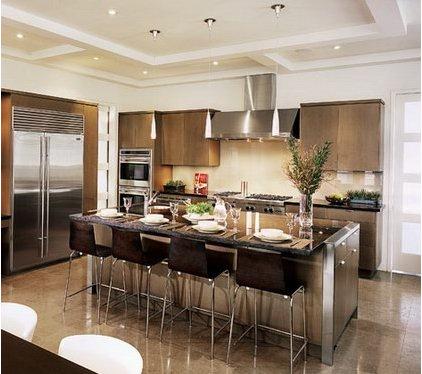 Modern Kitchen by neffkitchens.com