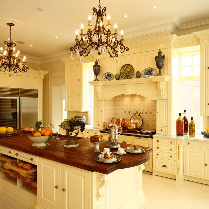 Neff kitchens Traditional design