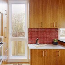 Modern Kitchen by Ogawa Fisher Architects