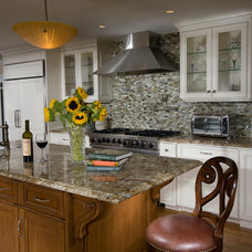 Traditional Kitchen by Kittrell & Associates Interior Design