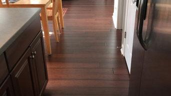 Nelson Hardwood Installation/ Stair case refurbish