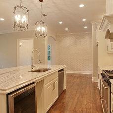 Traditional Kitchen by Granite Depot, LLC