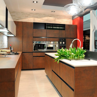 Neolith Industrial Kitchen