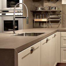 Traditional Kitchen by Fox Marble & Granite