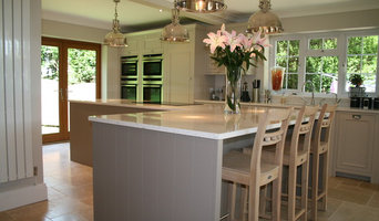 Neptune Chichester kitchen designed and installed by Aberford Interiors