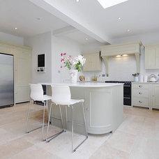 Traditional Kitchen by Surrey Furniture & Kitchens