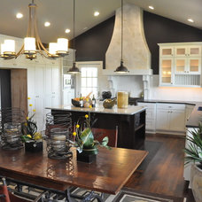 Craftsman Kitchen by Authenticity, LLC