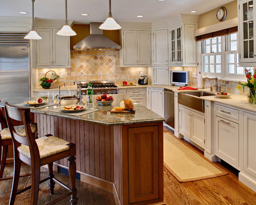 Triangle Kitchen Table Design Ideas ~ Odd shaped island home design ideas pictures remodel and