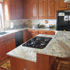 Traditional Kitchen by Creative Surfaces LLC