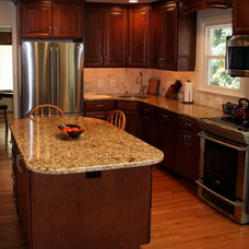 Traditional Kitchen by K Squared Builders - Dale Kramer