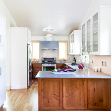 Cabinets and Pantry