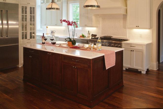 Contemporary Kitchen by Plattner Custom Builders, LLC