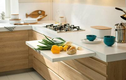 Propósito para el otoño: Una cocina mejor aprovechada y ordenada